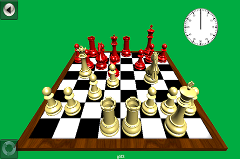Screenshot of Fun Chess 3D